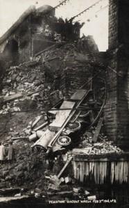 train crash penistone