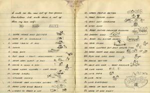 woody guthrie list