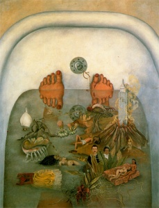 frida-kahlo-what-i-saw-in-the-water