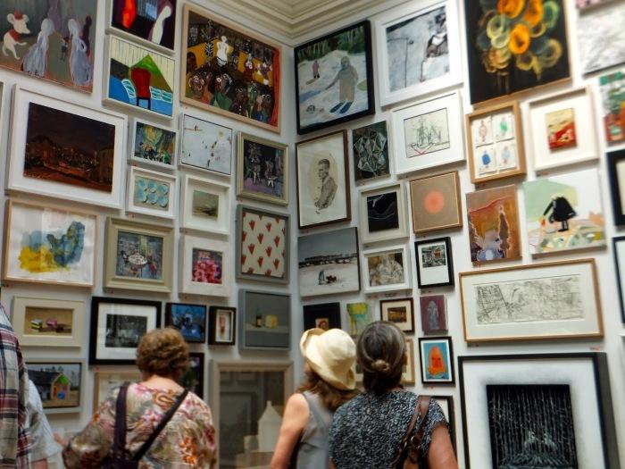 RA Exhibition