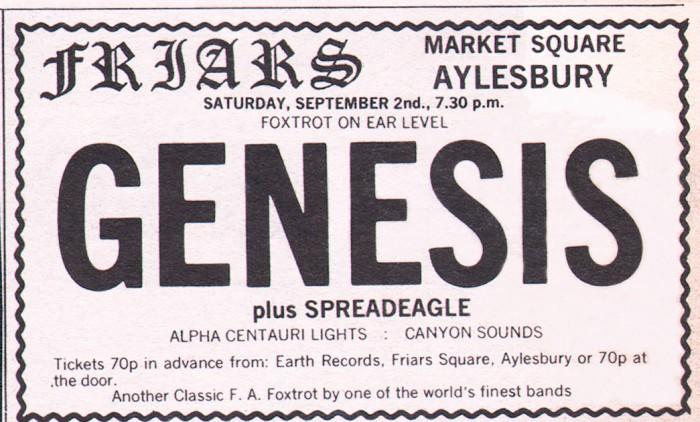 Genesis-gig-ad-Sept-2nd-1972