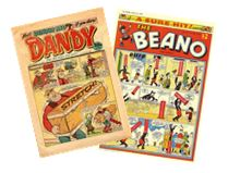dandy and beano