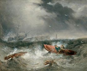 (c) RNLI Grace Darling Museum; Supplied by The Public Catalogue Foundation